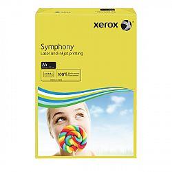 hartie-copiator-color-a4-symphony-xerox-galben-intens