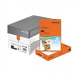 hartie-copiator-color-a4-symphony-xerox-portocaliu-intens