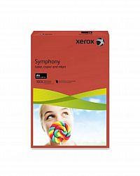 hartie-copiator-color-a4-160-g-symphony-xerox-rosu-intens
