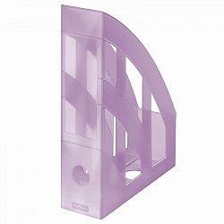 suport-dosare-plastic-a4-herlitz-clasic-mov-transparent