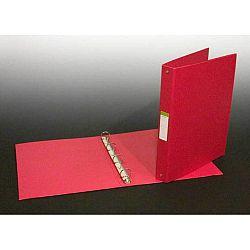 caiet-mecanic-4-inele-d25mm-coperti-carton-plastifiat-pvc-a4-aurora-rosu
