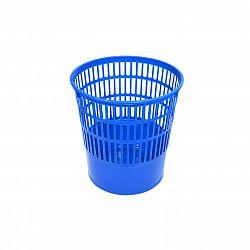 cos-hartie-16-litri-perete-perforat-tami-albastru