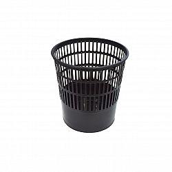 cos-hartie-16-litri-perete-perforat-tami-negru