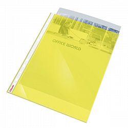 Folie de protectie color Esselte, A4, 55 microni