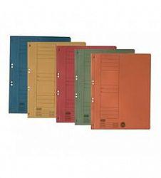 Dosar carton capse 1/1 diverse culori Elba, verde