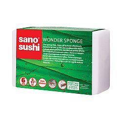set-bureti-universali-sano-sushi-magic-sponge-6-buc-set-11-x-2-5-cm