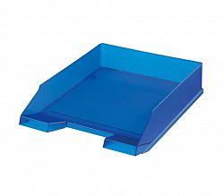 tavita-documente-clasic-herlitz-albastru-royal-translucid