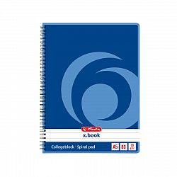 caiet-cu-spira-a5-herlitz-x-book-80-file-dictando