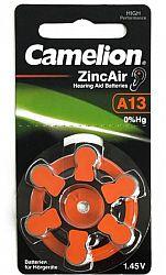 baterii-camelion-zincair-a13-1-45v-pentru-aparate-auditive-6-buc-blister