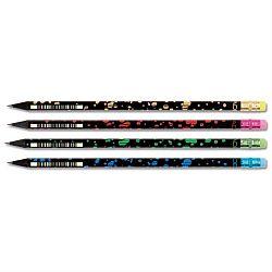 creion-grafit-adel-lemn-negru-party