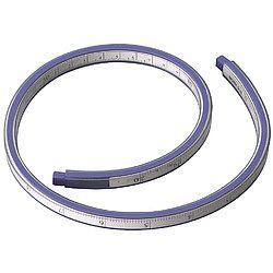 rigla-flexibila-din-plastic-60cm-pentru-desenat-suprafete-curbe-alco-alb-albastru