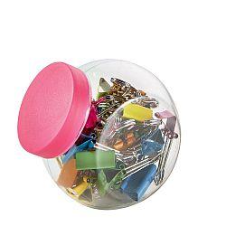 clipsuri-hartie-19-mm-25-buc-borcan-alco-neon-asortate