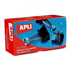 clipsuri-hartie-40-mm-12-bucati-cutie-apli-negru