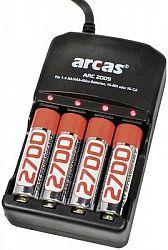 incarcator-universal-cu-4-canale-arcas-arc2009-pentru-acumulatori-aaa-aa