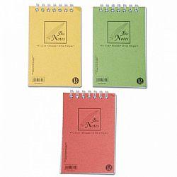 Bloc notes cu spira A7 Pigna Basic 50 file dictando