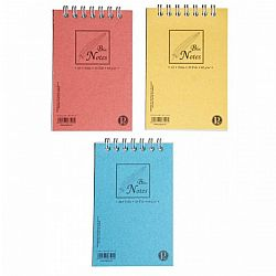 bloc-notes-cu-spira-a6-pigna-basic-50-file-velin