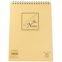 bloc-notes-cu-spira-a5-pigna-basic-50-file-matematica