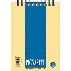 bloc-notes-cu-spira-a6-pigna-style-60-file-velin