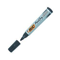 Marker permanent Bic 2000, 5,50 mm, Negru