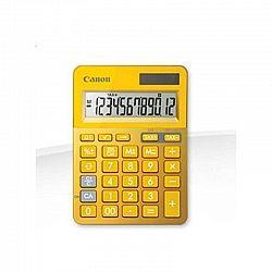 calculator-canon-ls-123k-12-digits-galben