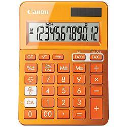 calculator-canon-ls-123k-12-digits-portocaliu