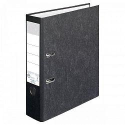 biblioraft-carton-marmorat-cu-margine-metalica-a4-5cm