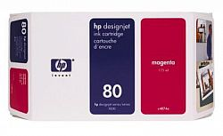 cartus-magenta-nr-80-c4847a-350ml-original-hp-designjet-1050