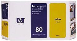 cartus-yellow-nr-80-c4873a-175ml-original-hp-designjet-1050