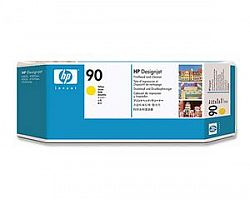cap-imprimare-cleaner-yellow-nr-90-c5057a-original-hp-designjet-4000