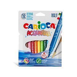 carioca-varf-flexibil-3mm-tip-pensula-12-culori-cutie-carioca-acquarell