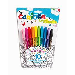 pix-cu-cerneala-fluorescenta-10-buc-blister-carioca-fiorella