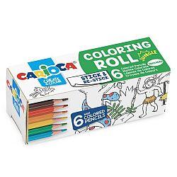 carioca-coloring-roll-mini-10-x-85-cm-rola-hartie-autoadeziva-jungle