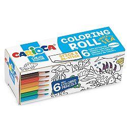 carioca-coloring-roll-mini-10-x-85-cm-rola-hartie-autoadeziva-under-the-sea