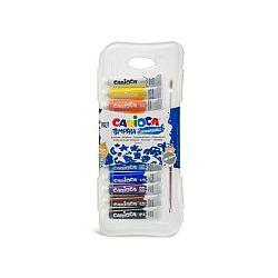 tempera-super-lavabila-12-culori-x-7-5ml-set-pensula-gratis-carioca-tempera