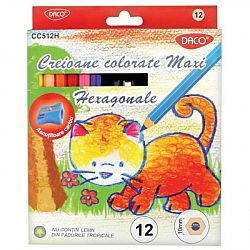 creioane-colorate-hexagonale-daco-maxi-12-culori-set