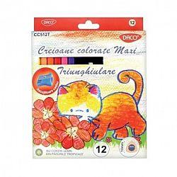 creioane-colorate-triunghiulare-daco-maxi-12-culori-set