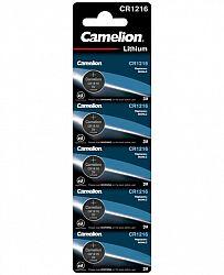 baterii-camelion-lithium-cr1216-3v-pentru-aparate-foto-5-buc-blister
