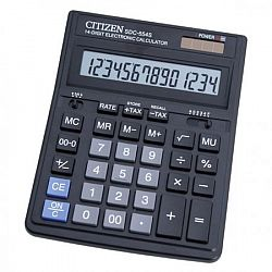 calculator-citizen-sdc-554s-14-digiti