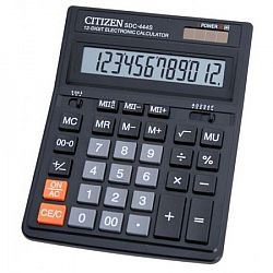 calculator-citizen-sdc-444s-12-digiti