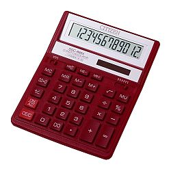 calculator-citizen-sdc888x-12-digits-rosu