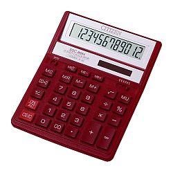 calculator-citizen-sdc888x-12-digits-rosu