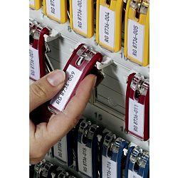 suport-eticheta-pentru-cheie-rosu-6-bucati-set-durable