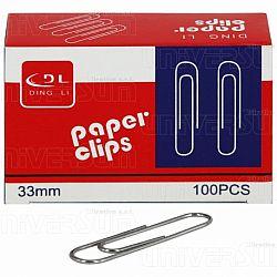 agrafe-birou-33-mm-dl-100-buc-cutie