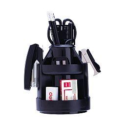 suport-rotativ-accesorii-birou-echipat-15-piese-deli-y
