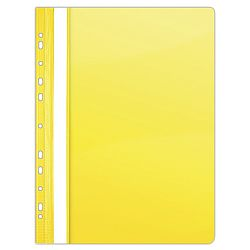 dosar-plastic-pvc-cu-sina-si-multiperforatii-10-buc-set-donau-galben
