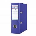biblioraft-a5-plastifiat-pp-margine-metalica-75-mm-donau-albastru-inchis