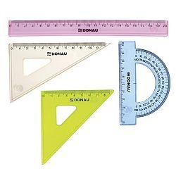 set-geometrie-mic-contine-rigla-20cm-raportor-echer-10-5cm-si-echer-15cm-donau-culori-asortate