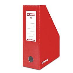 suport-vertical-pentru-documente-a4-10-cm-latime-din-carton-laminat-donau-rosu