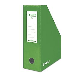 suport-vertical-pentru-documente-a4-10-cm-latime-din-carton-laminat-donau-verde