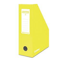 suport-vertical-pentru-cataloage-a4-10-cm-latime-din-carton-laminat-donau-galben